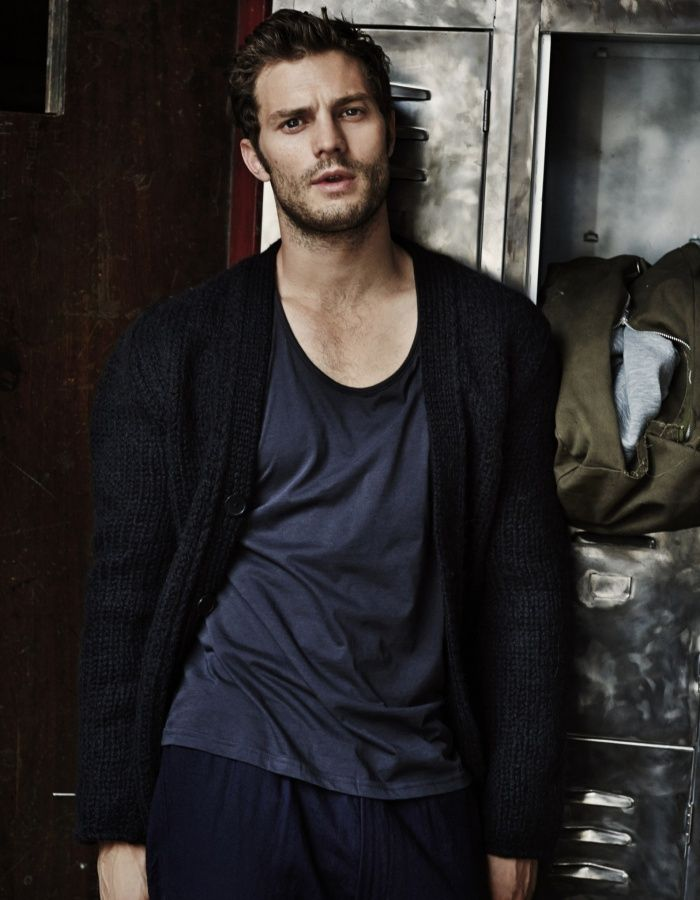 Jamie Dornan by Alex Bramall for The Obsever Magazine November 2, 2014 I NOT MY RICHARD BUT NAE BAD X