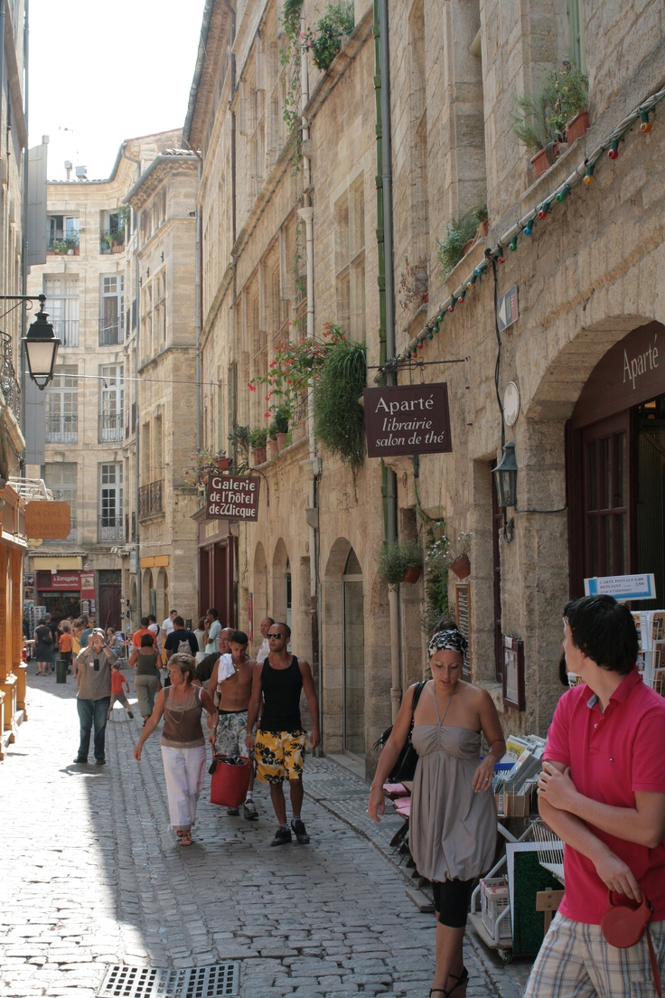Pézenas France, the ancient Jewish quarter