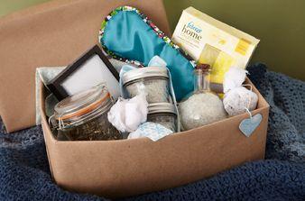 Des cadeaux qui mettent le paquet : Un prompt rétablissement
