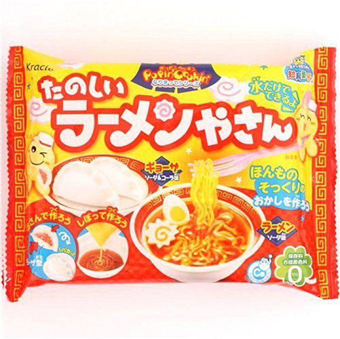 Funny Ramen Shop Gyoza Kracie Popin Cookin Diy Candy Candy Kit