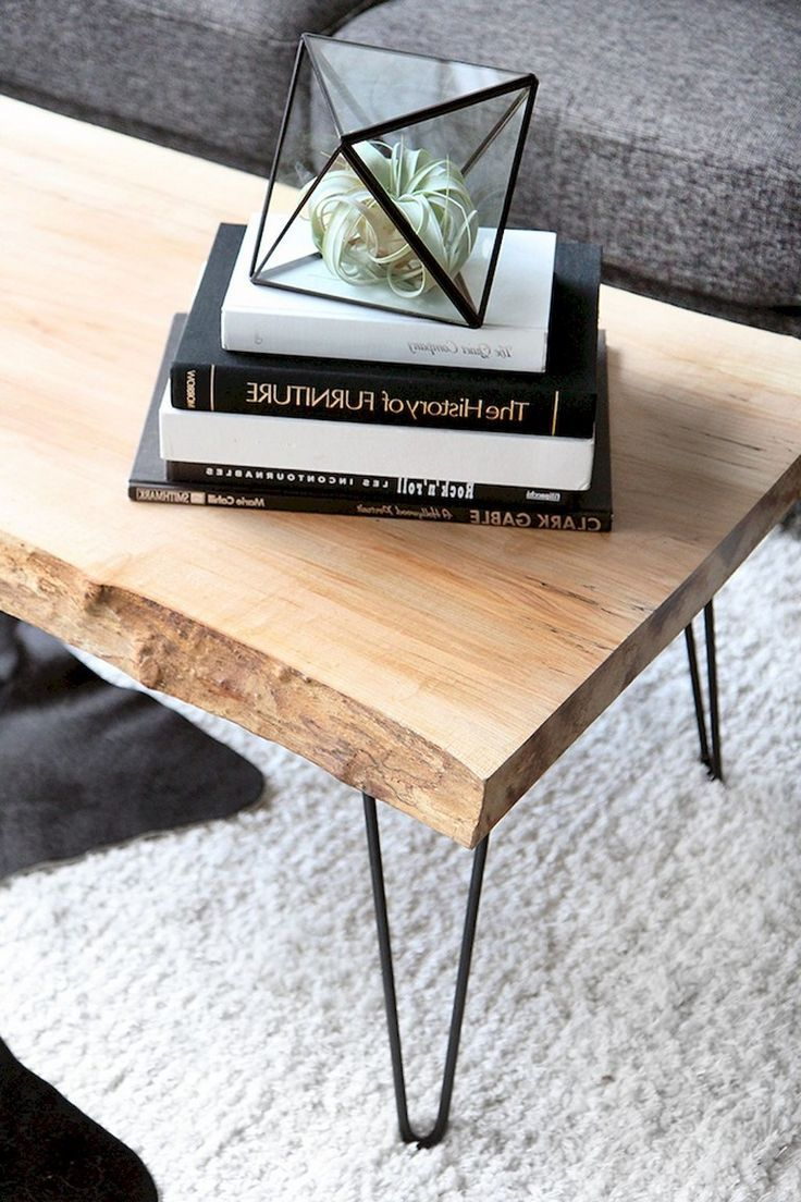 70 Inspiring Diy Wood Slab Coffee Table Ideas Tablescape Tabledecorations Tabledesign Decorating Coffee Tables Modern Coffee Table Decor Coffee Table Wood [ 1104 x 736 Pixel ]