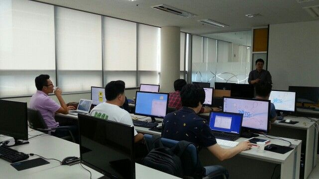 2014.9.15 3D unity 유니티 재직자 교육