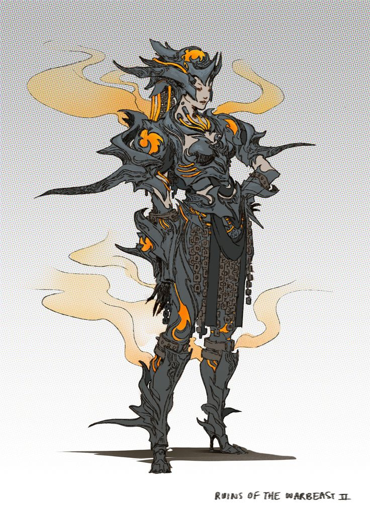 ArtStation - Path of fire- More fire, Carlyn Lim