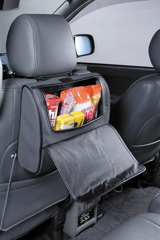 NAPOLEX Auto Car Drink Holder Storage Organizer Case 21 | eBay