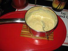 Crema de Vanilie cu Frisca - imagine 1 mare
