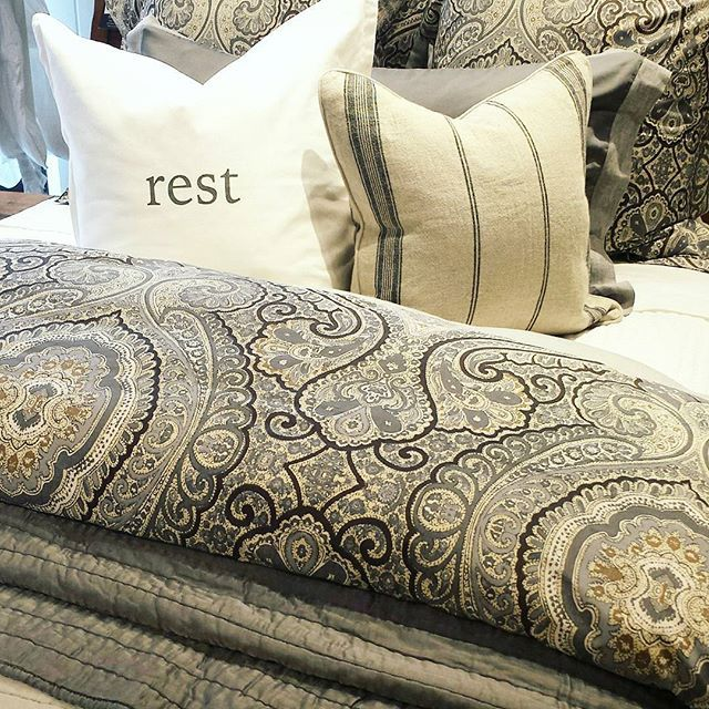 Now's the perfect time to update your bedding: all duvets and matching shams are…