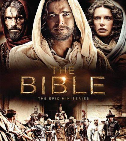 Miniserie La Biblia será transmitida en Chile y España en Semana Santa