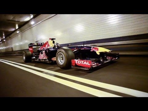 Red Bull Racing's American Vacation