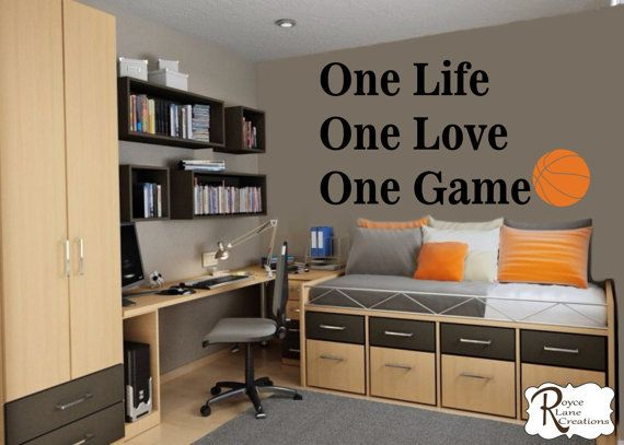 1000 ideas about basketball wall on pinterest boy for Boys basketball bedroom ideas