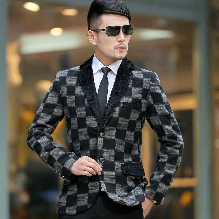 Popular Wool Blazer Men-Buy Cheap Wool Blazer Men lots from China ...