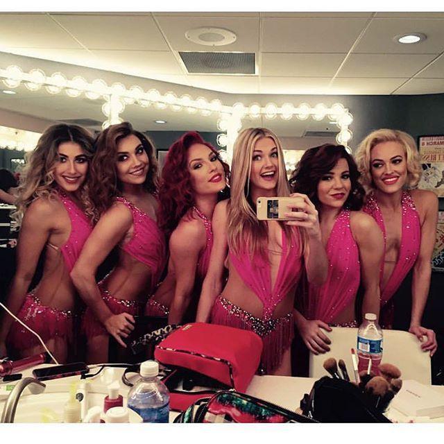 Ma girlies @theryman #Nashville #dwtslivetour