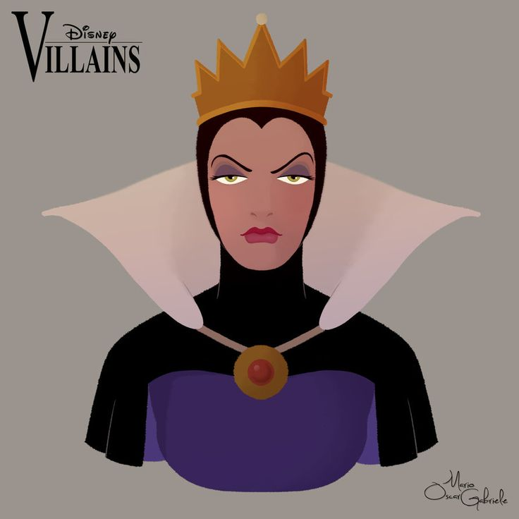 Evil Queen by MarioOscarGabriele on DeviantArt