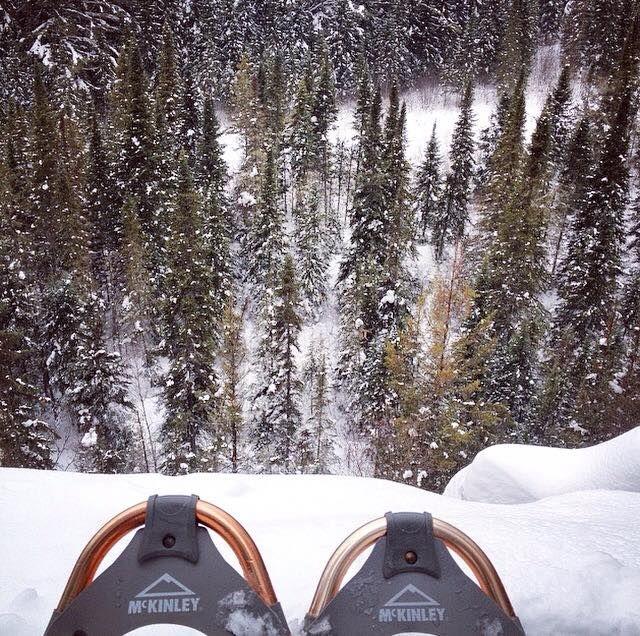 Snowy Lookout - Algonquin Provincial Park. #DiscoverON
