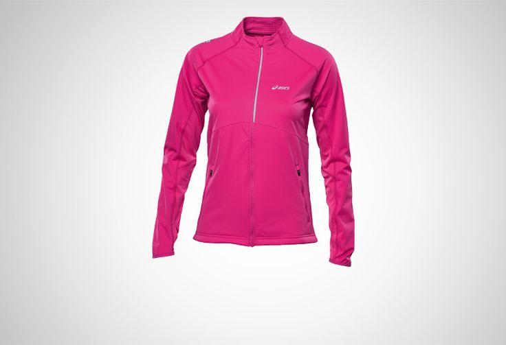 Asics Women's Winter Jacket #Sklep_Biegacza