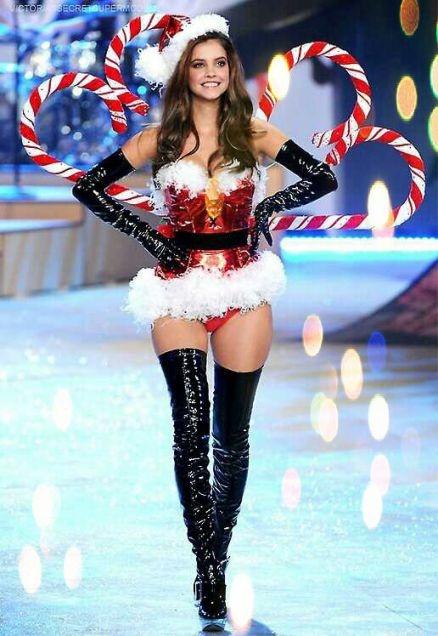 2012 Victoria's Secret Fashion Show Miss December- Barbra Palvin .... Rawr