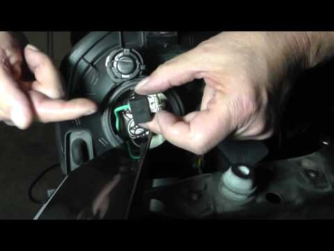 Suzuki Forenza Headlight Bulb Replacement - YouTube