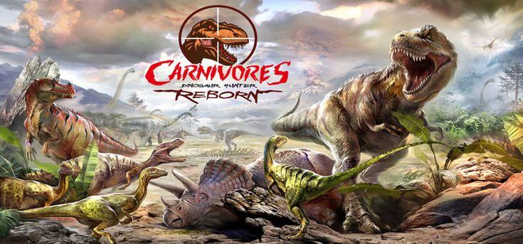 Carnivores Dinosaur Hunter Reborn Free Download in 2020