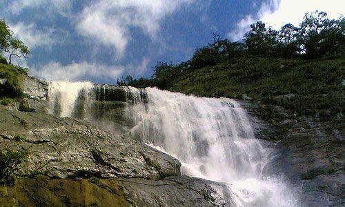 Meenmutty Falls Wayanad