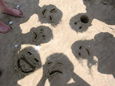 Next time go to beach we should do this :D