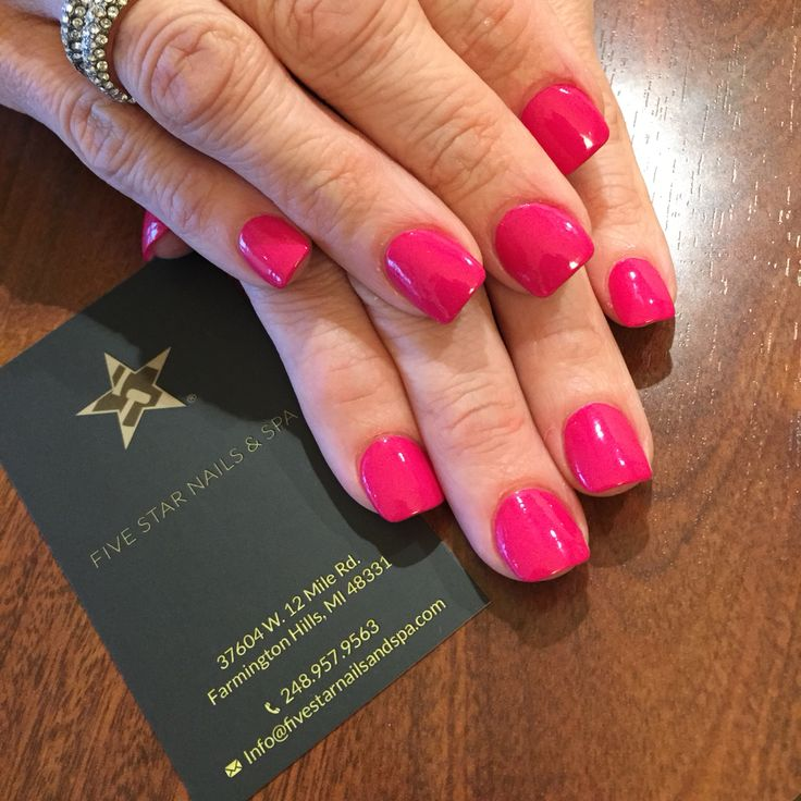 7 best FIVE STAR NAILS & SPA images on Pinterest | Nail spa, Star ...