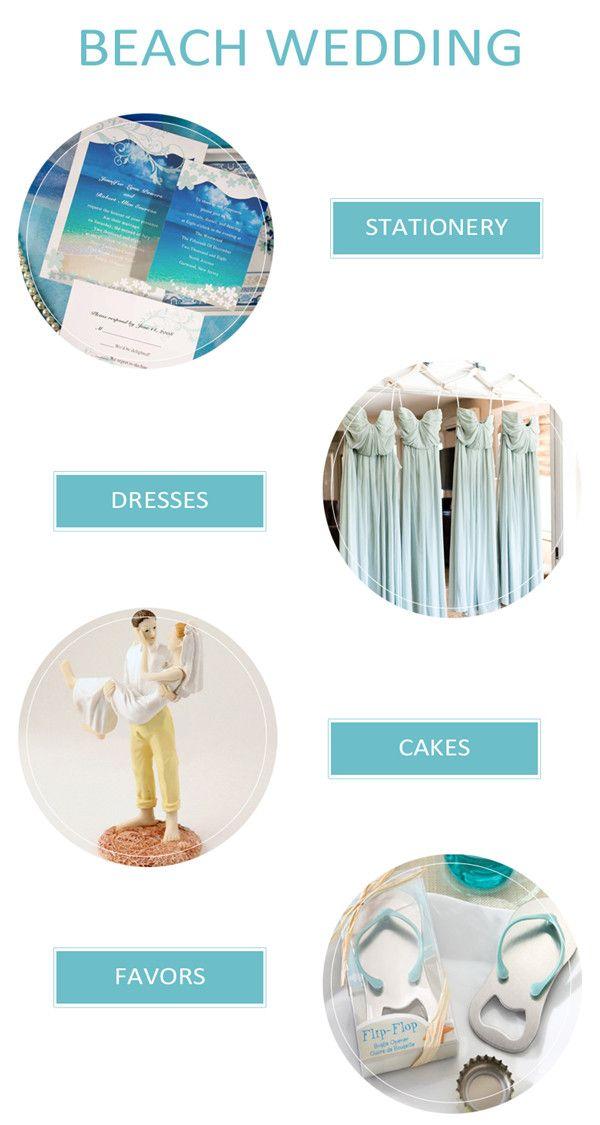 Perfect Rustic Blue Beach Theme Wedding Ideas And Supplies