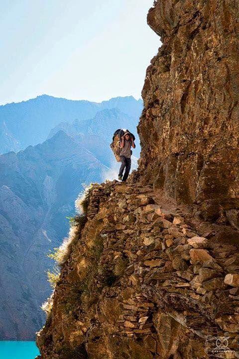Way to Dolpo. Sud du Tibet