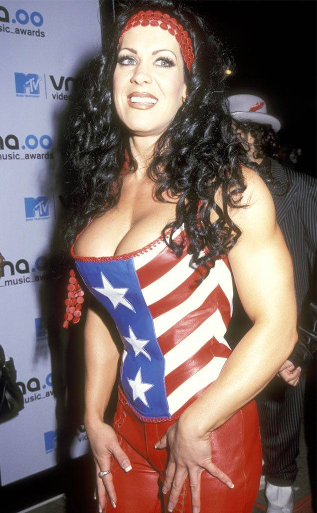 The wrestler (born Joanie Laurer) was found dead in her apartment in Redondo Beach, Calif. She was 45.