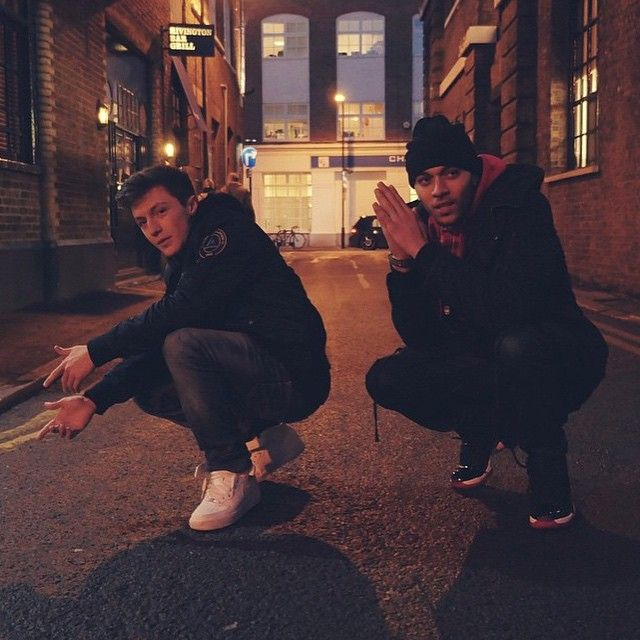 kalin and myles Th-th-th-the invasion [hook: iamsu, kalin and myles] hold on wait i ain't done yet watch me watch me do my step hold on wait i ain't done yet watch me watch me do my step.