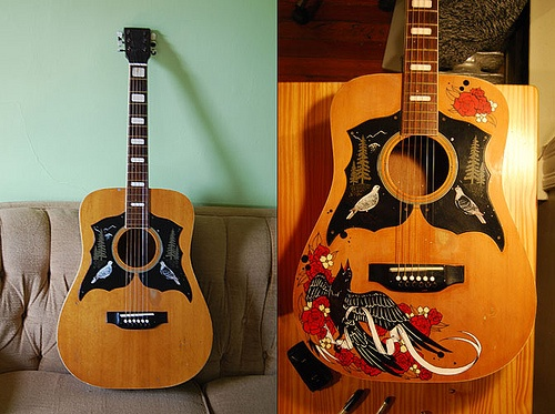 Acoustic Guitar Stand Stock Images, Royalty-Free Images &amp- Vectors ...