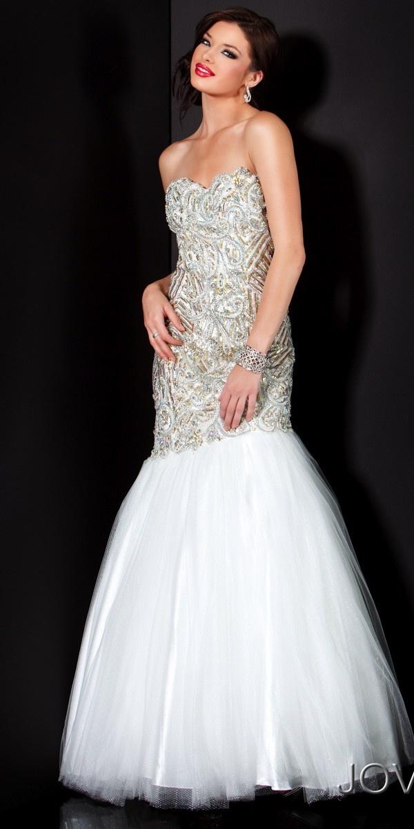 101 besten Mermaid Prom Dresses Bilder auf Pinterest   Abschlussball ...