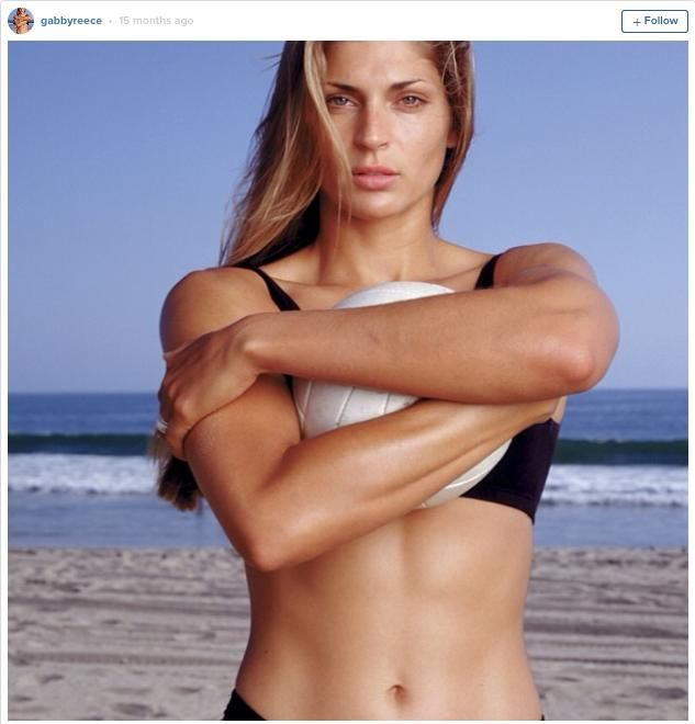 How to Get Insane Abs Like Gabrielle Reece