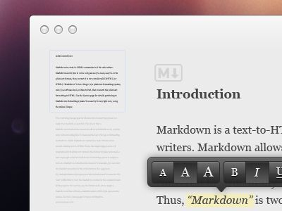 Markdown_editor  http://www.techirsh.com