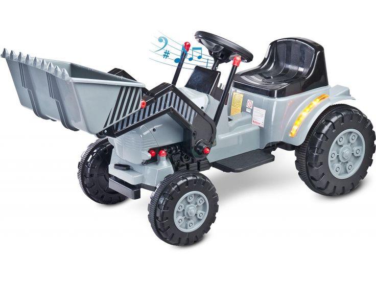 Kup już teraz Toyz Bulldozer szary w Satysfakcja.pl >  Błyskawiczna wysyłka i najniższe ceny!