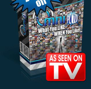 Watch online TV on Your PC with OmniPCTV - Over 3,500 HD Channels Available 24/7