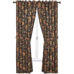 DP0408201520420059C%3Fwid%3D2000%26hei%3D2000%26op_sharpen%3D1 Best Deal Waverly Imperial Dress RodPocket Curtain Panel with Tieback