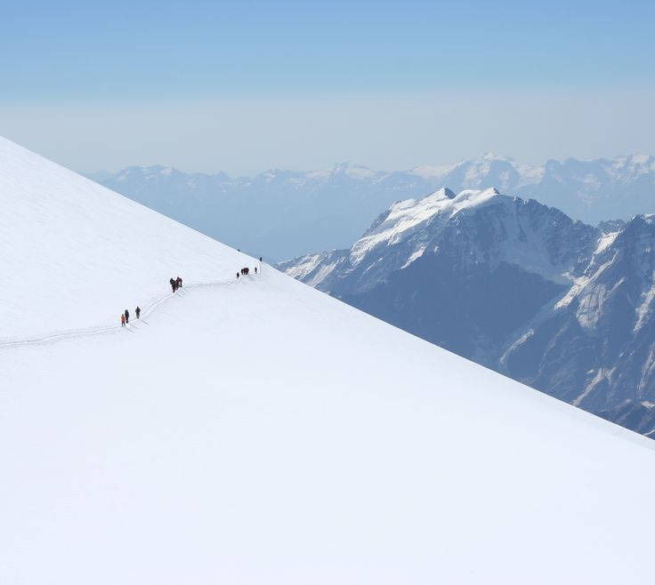 Mt Elbrus, Russia www.scafftech.co.za