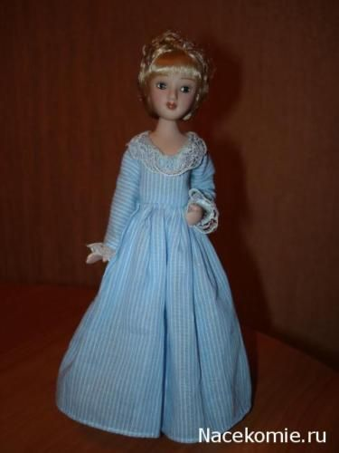Sally-Lockhart-Ruby-in-the-mist-DeAgostini-porcelain-doll