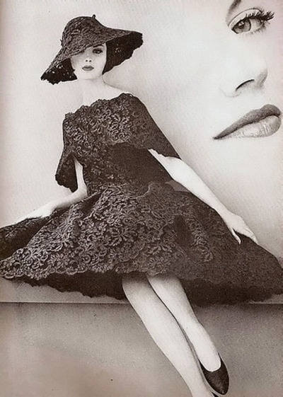 Balenciaga, Vogue March 1960