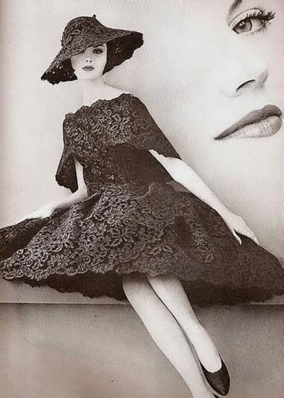 1960, Balenciaga, Vogue
