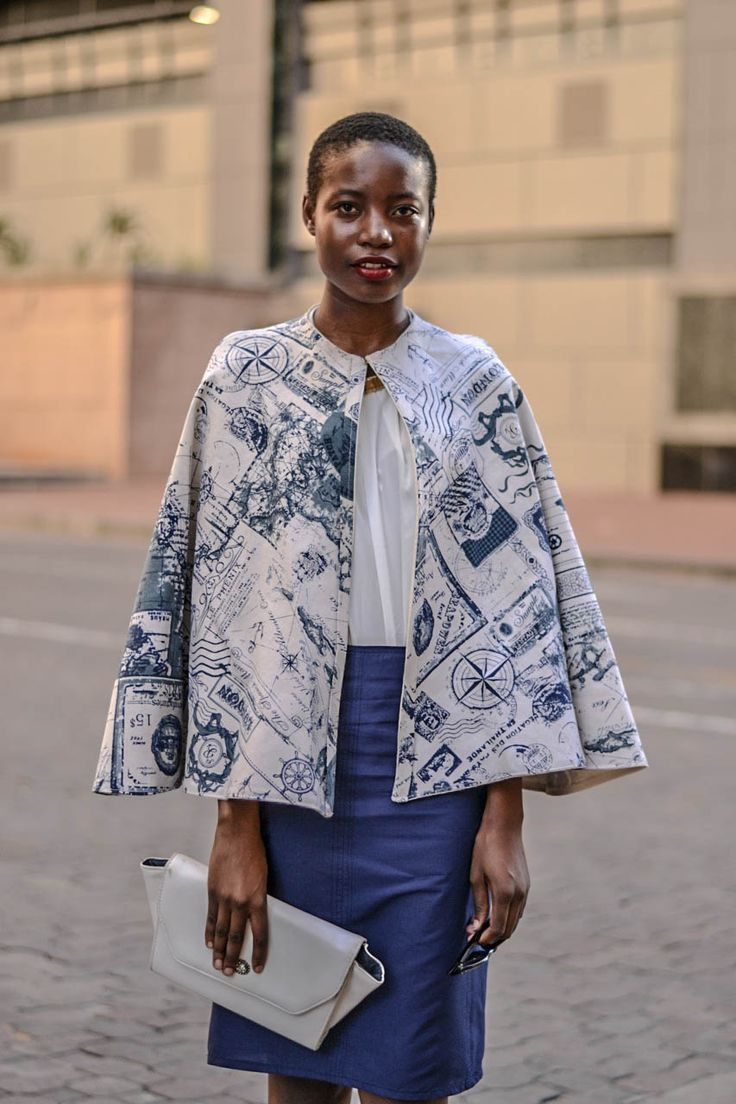 Mercedes-Benz Fashion Week Joburg Portraits Location: Sandton, Johannesburg , South Africa