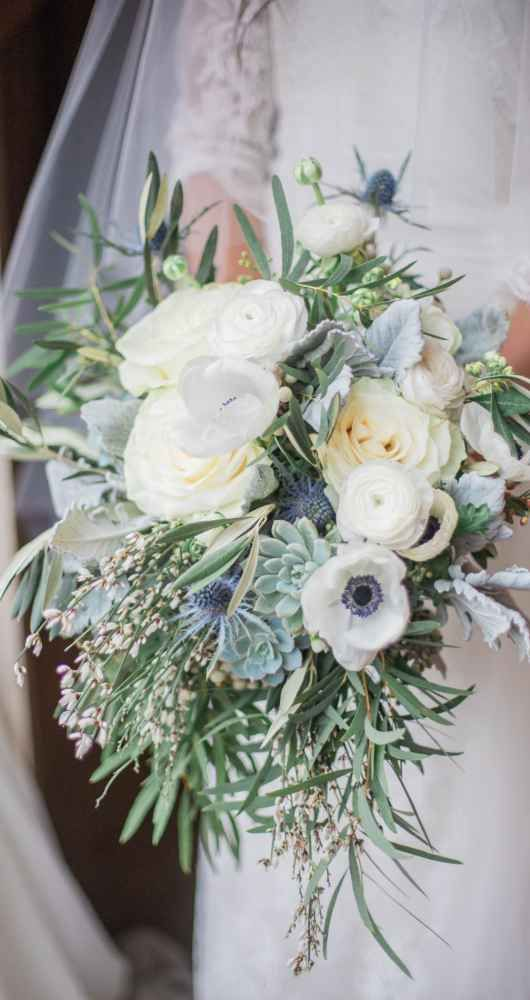 Ethereal Barn Wedding: A Style Shoot at The Barn in Zionsville | WeddingDay Magazine