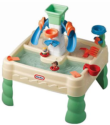 outdoor water table: Sands, Kids Stuff, Gifts Ideas, Water Tables, Sandy Lagoon, Tikes Sandy, Water Parks, Lagoon Waterpark, Little Tikes