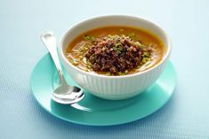 Crema di zucca con quinoa e pistacchi - Tutte le ricette dalla A alla Z - Cucina Naturale - Ricette, Menu, Diete