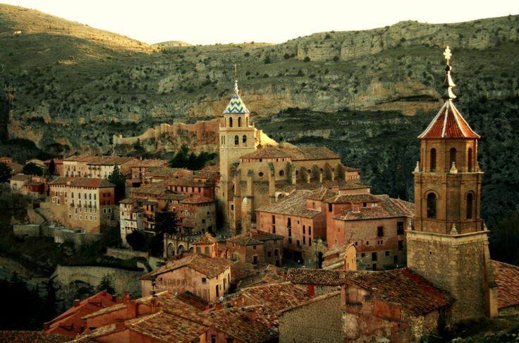 25 Secret Small Towns in Europe you MUST Visit by World of Wanderlust Blog (Albarracin, Spain)