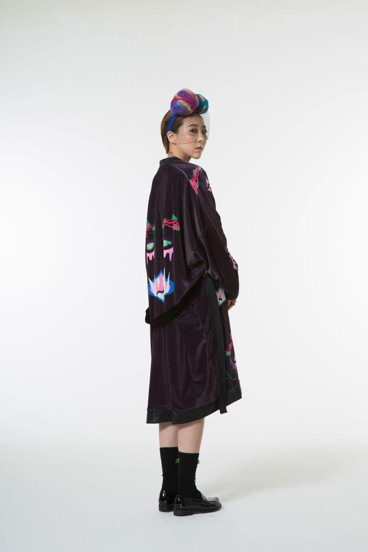 graduation fashion design / 2014 FW / Seung Joo Park