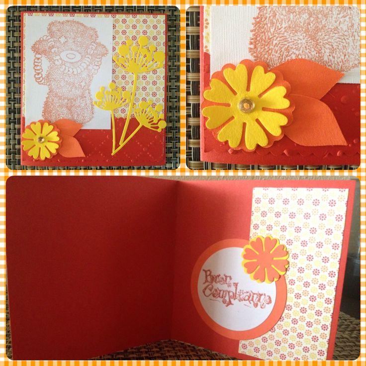 Card auguri compleanno bambina