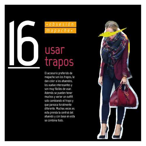 #trapos #scarft