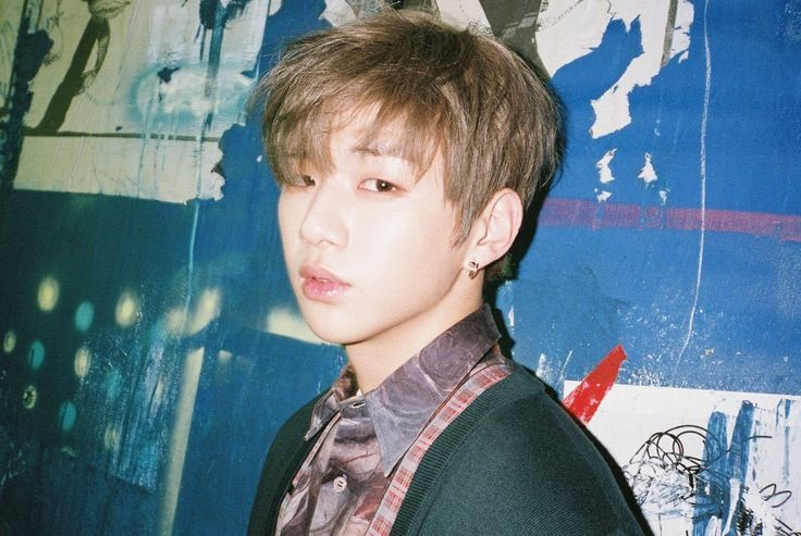 Wanna One Naver Profile Photo | Daniel