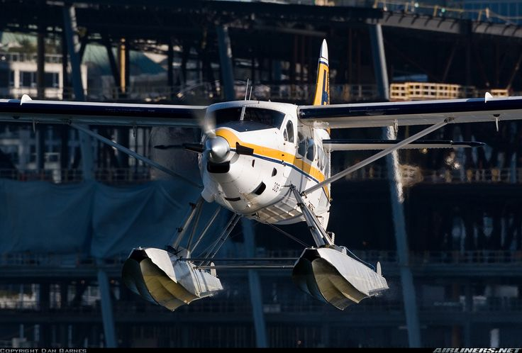 De Havilland Canada DHC-3T Vazar Turbine Otter - Harbour Air | Aviation Photo #1259279 | Airliners.net