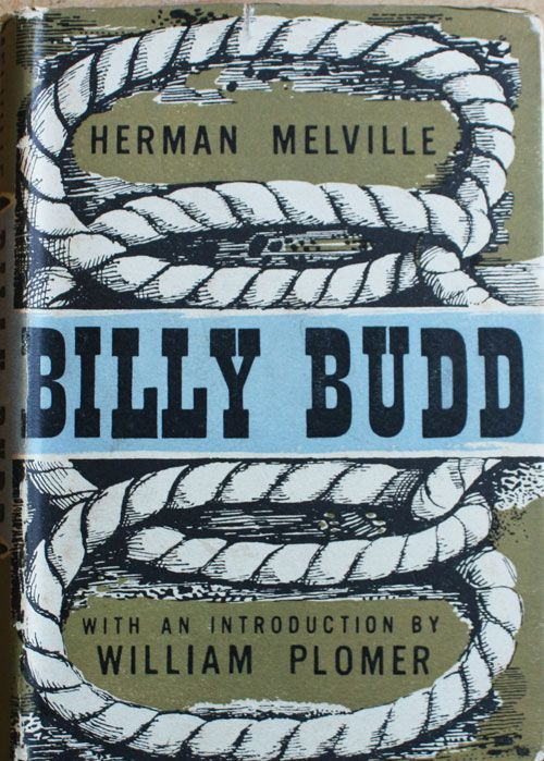 30 best book covers images on pinterest book covers antique billy budd by herman melville dust jacket designed by keith vaughan fandeluxe Gallery